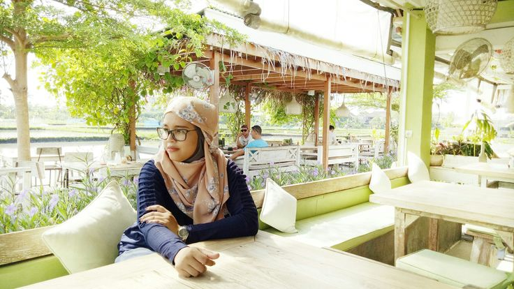 Nook restaurant, the yummy food for muslim in bali