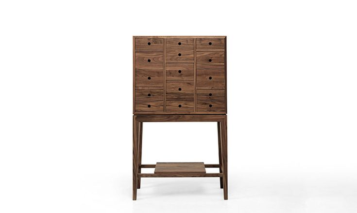 CONTADOR sideboard is now available in Walnut. #walnut #solid #wood #joinery #joints #woodwork #design #artisans #crafts #oak #contador #story