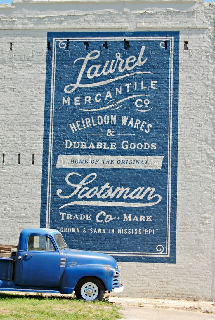 A Visit to Laurel, Mississippi Home of Home Town a…