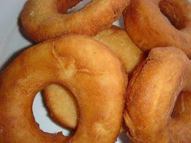 Nem vagyok mesterszakács: Gyors, sütőporos amerikai fánk - donut