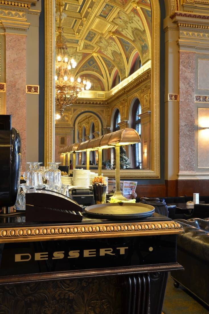 """From hip bistros, to Viennese and Parisian style coffeehouses, to quintessential Budapest """"ruin pubs"""", the diversity in cafés is open to any concept for film or photo."""