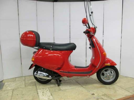 Check out this 2003 Vespa ET4 listing in Ledgewood, NJ 07852 on Cycletrader.com. It is a Scooter Motorcycle and is for sale at $1999.