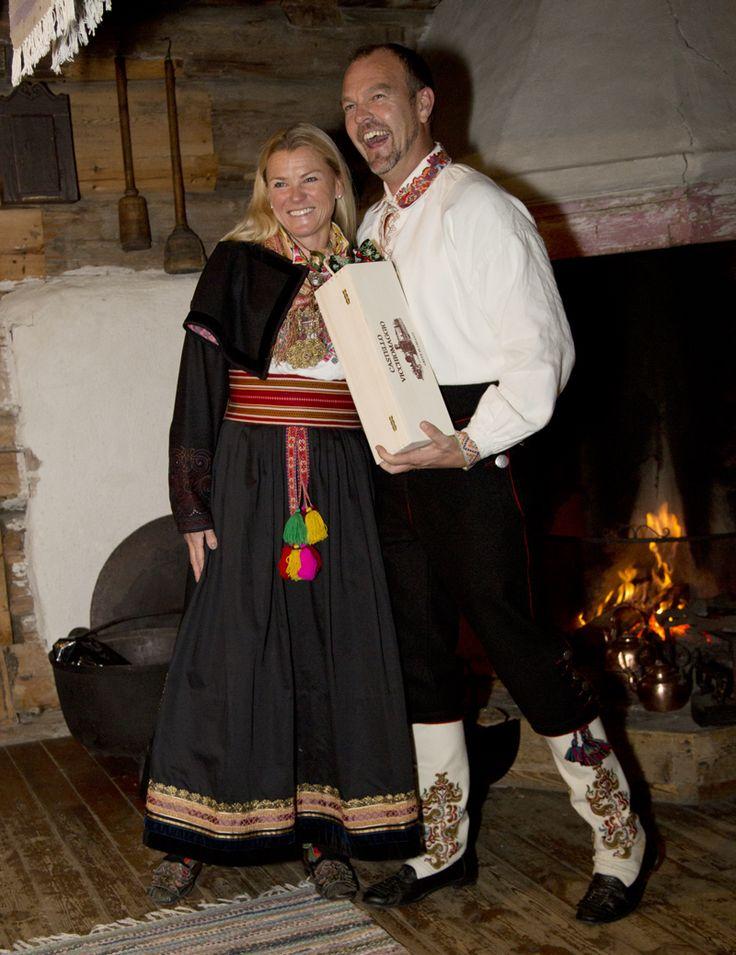Ingrid Dillekås Adelsøns arbeider er kommet på museum - Magasinet Bunad
