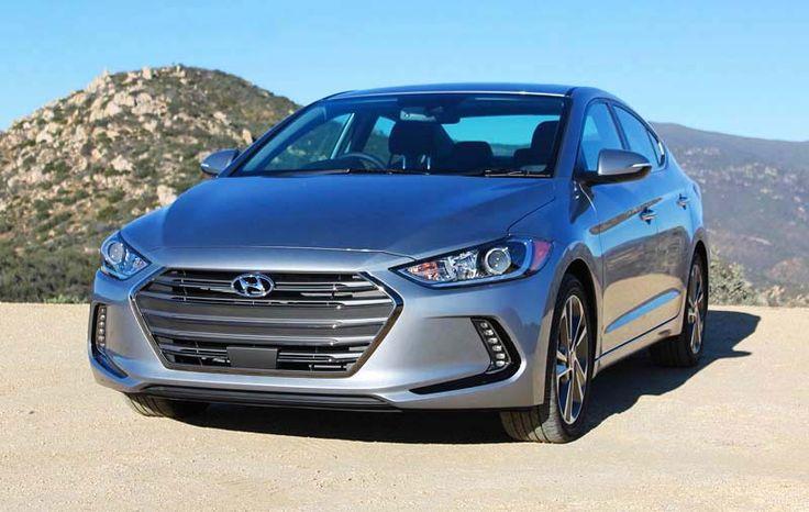 2018 Hyundai Elantra overview