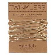 Twinklers Copper Warm White