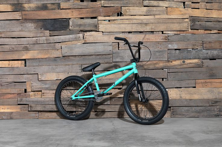 The perfect beginner's bike that's primed to get rad.