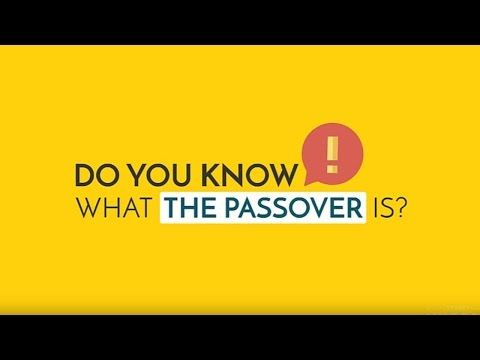 What is the passover? - World Mission Society Church of God Youtube
