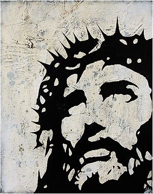 Image result for jesus on cross sun blacked out images