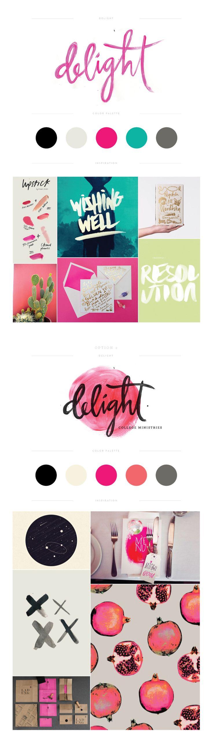Delight Branding by Lauren Ledbetter Design & Styling