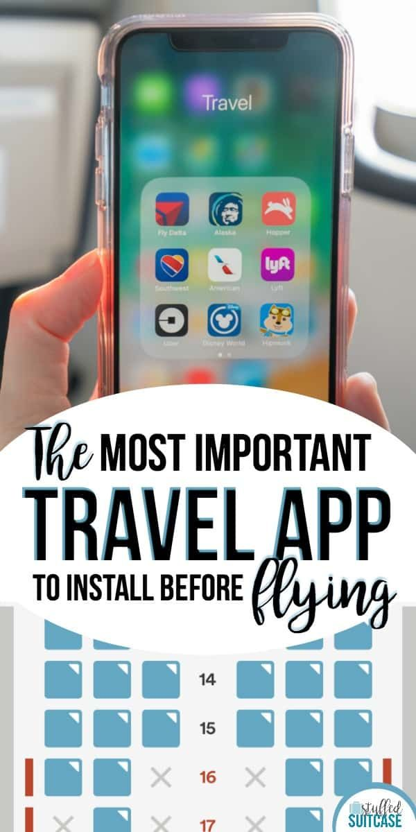 Best Travel Apps - THE App You NEED Before You Fly | Stuffed