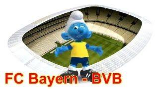 FC Bayern #München BVB #Dortmund  #DFB  #Pokal in #Berlin  https://youtu.be/Au-4b0cYxqw