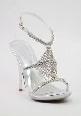 $50 Reward for Silver Shoes for Prom