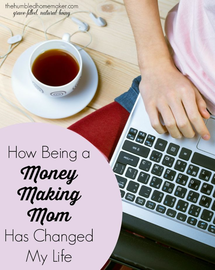 Being a money making mom has changed my life and the life of my family! Learn how I went from being a stay-at-home mom who could barely afford it to living my dreams in less than three years!