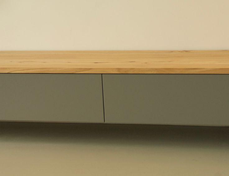zelf een tv meubel maken   Tv Paneel Maken: Werktekening tv meubel hangend zelf maken ...