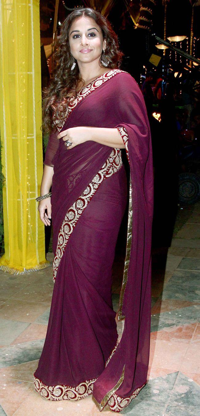 Vidya Balan promotes Hamari Adhuri Kahani on Udaan -