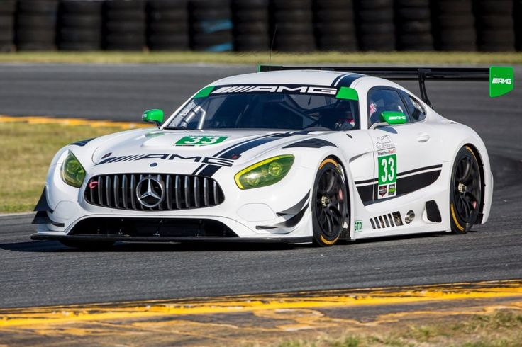 Mercedes AMG Racecars On US Soil