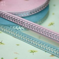 «Mapping» ручной поделки цветок винограда вышивка национальный ветер Хань китайские одежды соз ленты кружева аксессуары ширина 1.9cm