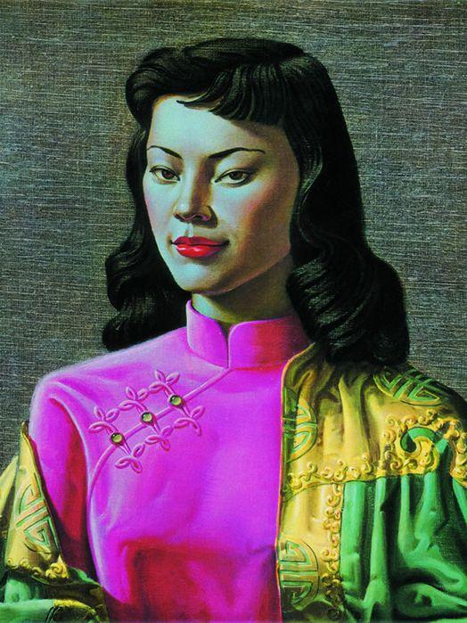 Miss Wong   Tretchikoff