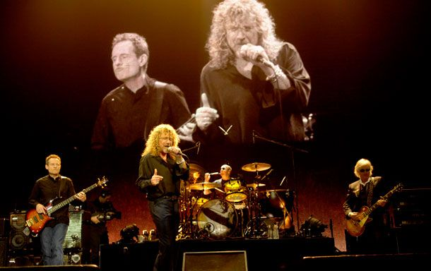 Led zeppelin considered being the most influential, innovative and successful rock band ever was an English rock band having jimmy page, Robert plant, john Paul Jones and john Bonham as guitarist, singer, bassist, drummer respectively in it.      Read more about Celebration Day by arslan imdad