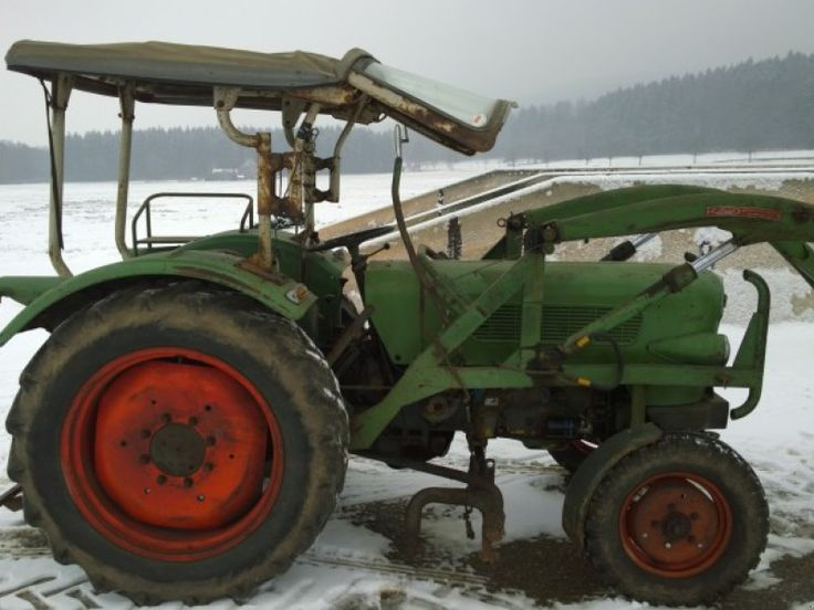 fendt farmer 2 tracteur 93449 waldm nchen technikboerse. Black Bedroom Furniture Sets. Home Design Ideas