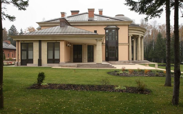 An example of Residence with Albertini's Wood/Bronze System.