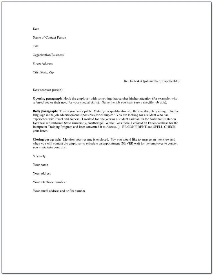 27 cover letter for resume example resume cover letter