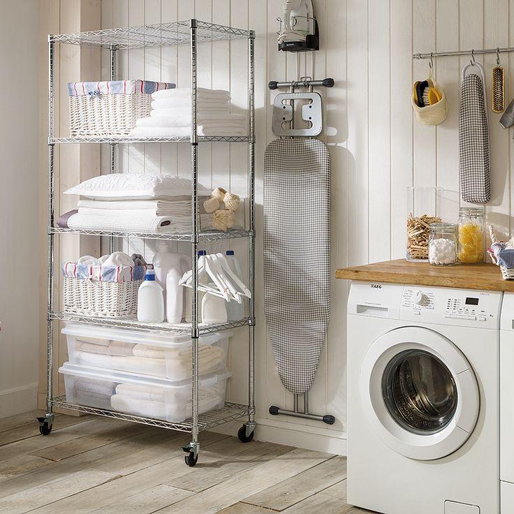 M s de 25 ideas incre bles sobre almacenaje en cuarto de - Cuarto lavadero pequeno ...