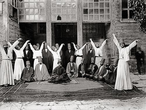 Dervishes, Istanbul