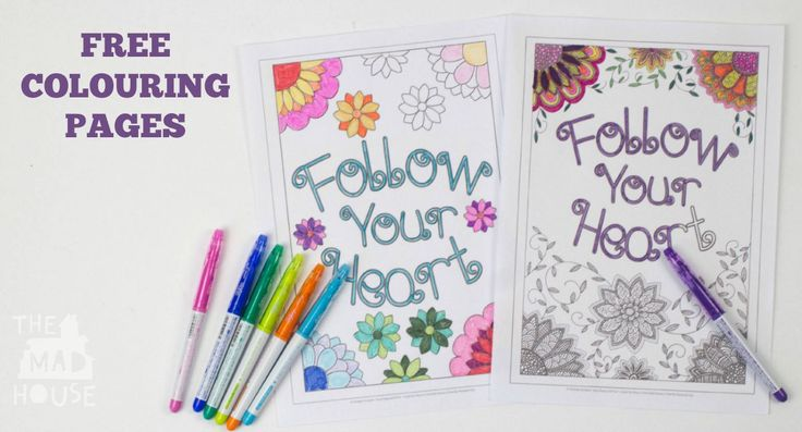 Free mummy and me colouring pages. Fab, free colouring pages for adults and kids. Get your matching free colouring page printables from Mum in the mad house