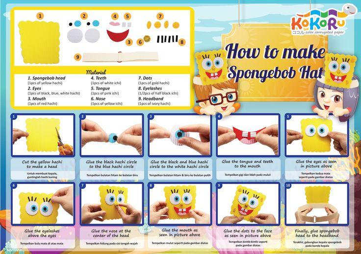 #kokoru #kokorupaper #DIY #spongebob #patrick