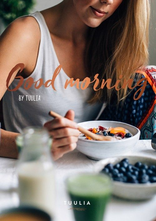 Good morning by Tuulia » Tuulia