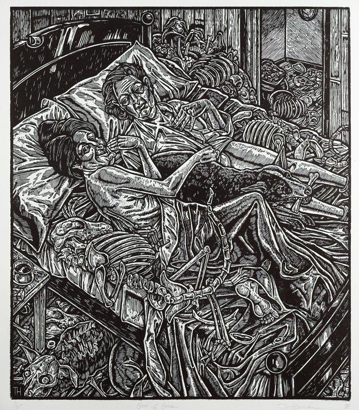 BedOfBones, Tom Huck
