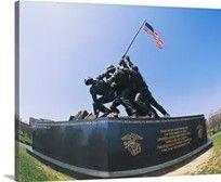 Iwo Jima Memorial Arlington National Cemetery
