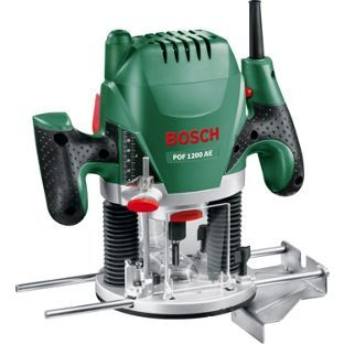 Buy Bosch POF 1200 AE 1200W Router - 1200W at Argos.co.uk - Your Online Shop for Routers and jointers.