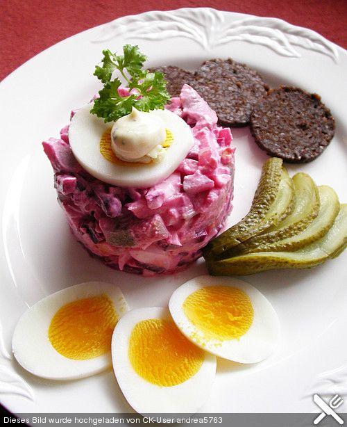 Roter Heringssalat, ein beliebtes Rezept aus der Kategorie Eier & Käse. Bewertungen: 73. Durchschnitt: Ø 4,3.