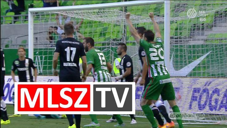 Ferencvárosi TC - Diósgyőri VTK | 3-1 | OTP Bank Liga | 2. forduló | MLS...