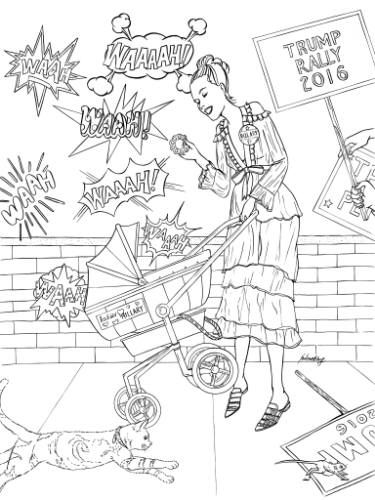 2160 besten Modern Coloring book pages Bilder auf Pinterest ...