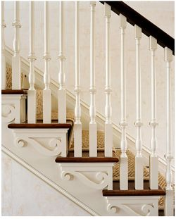 Farrow & Ball Pointing & Railings. Pointing is the loveliest cream colored paint. Farrow & Ball uses more pigment in their paints than any other company and if you are looking for English restoration colors, they are the best source.