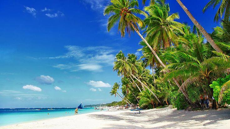 Филиппины одно из лучших в мире направлений для пляжного отдыха