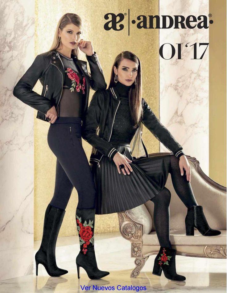 Andrea cerrado oi 17, ver mas catalogos de zapatos en www.catalogosmx.moda