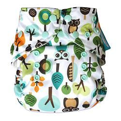 Simplee. by Nuggles!™ Bamboo AI2 Cloth Diaper