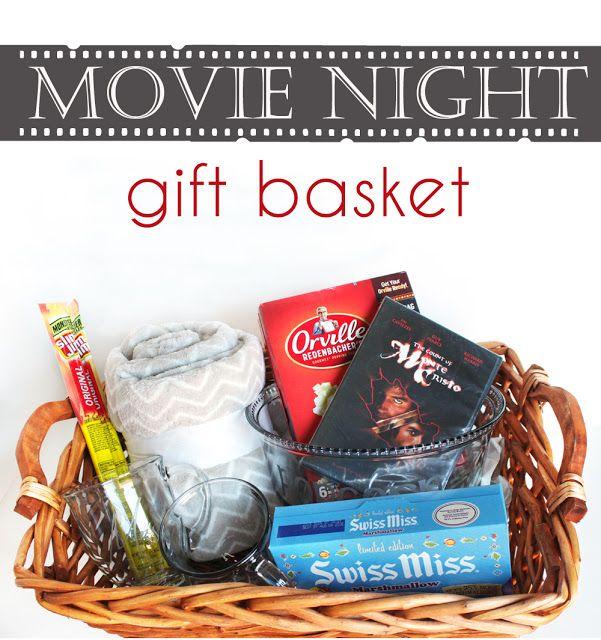 Best 25 movie night gift basket ideas on pinterest for Super cheap gift ideas