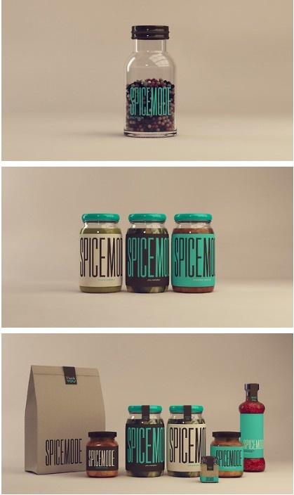 SpiceMode packaging