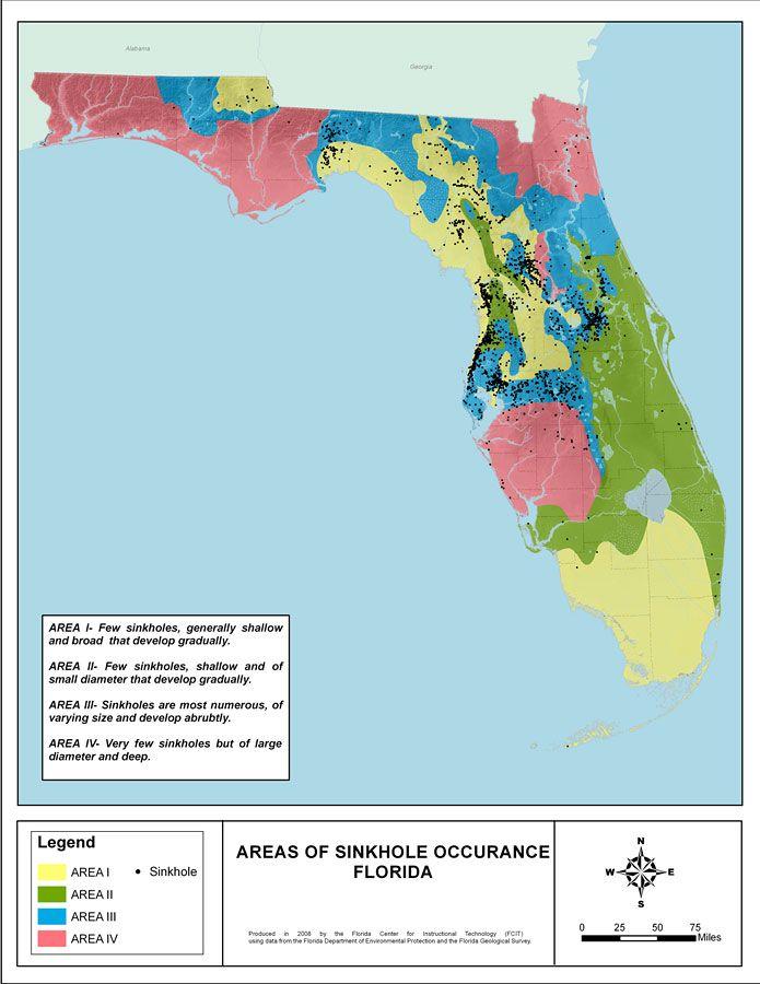 32 Best Karst And Sinkholes Florida Images On Pinterest