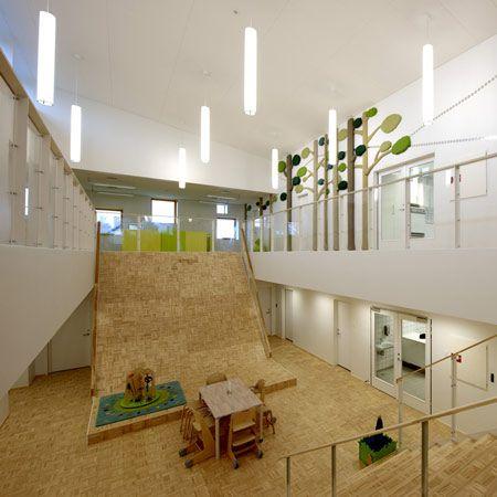 Dragen Children's House by C. F. Møller - Dezeen