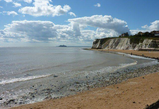 5 plaż w hrabstwie Kent | Nie zawsze poprawne zapiski Dee