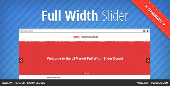 how to add rectangles in slider in jquery
