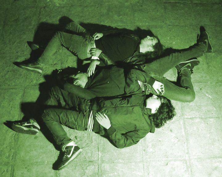 Entre Ch.ACO y Finlandia 2012 Menciones honrosa The punk is dead de Javier Rodríguez.