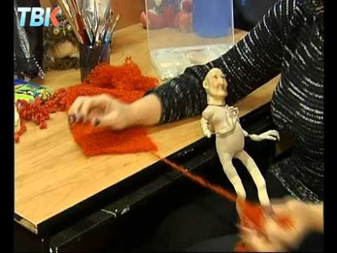 Липчанка делает уникальные куклы из пластика