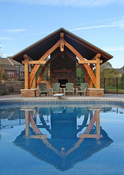 37 best images about pavilions on pinterest pool houses outdoor